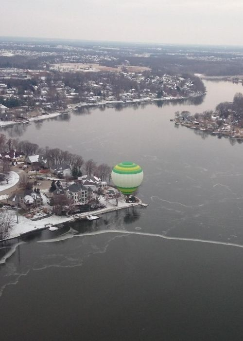 Hot Air Balloon Ride St. Charles, MO